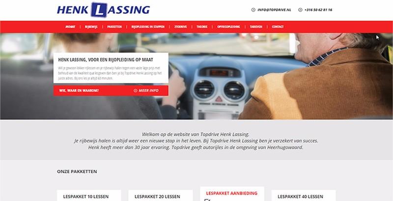 Top Drive Henk Lassing